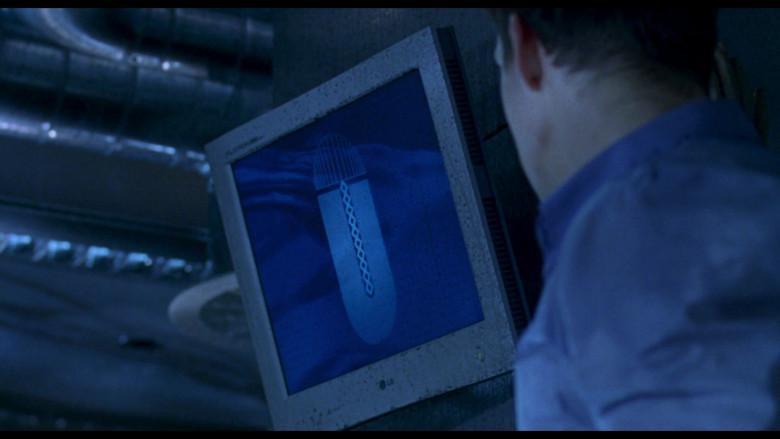 LG Monitor in Resident Evil (2002)