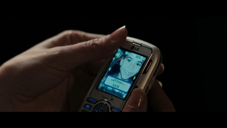 LG Sprint Mobile Phone in Eagle Eye (2008)