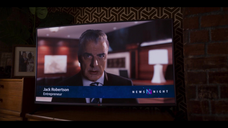 LG Television in Doctor Who S13E00
