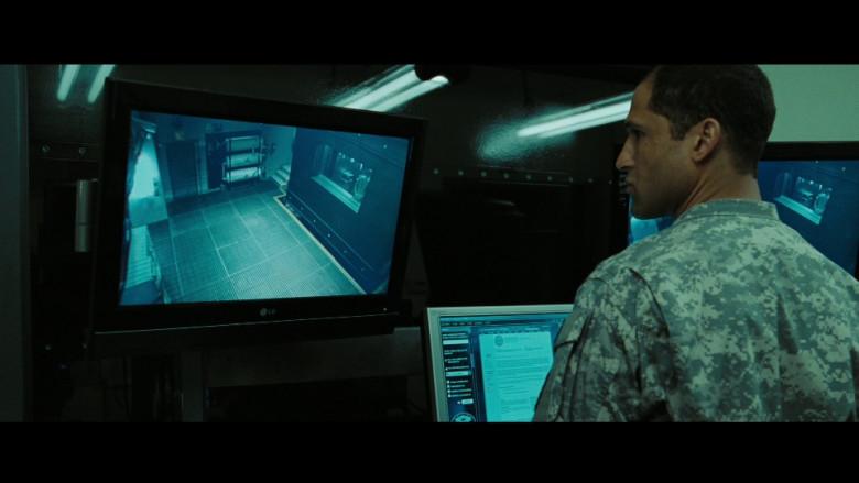LG Television in Eagle Eye (2008)