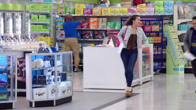 LaCroix, Shasta, Pepsi, Pastabilities in Superstore S06E05 Hair Care Products (2021)