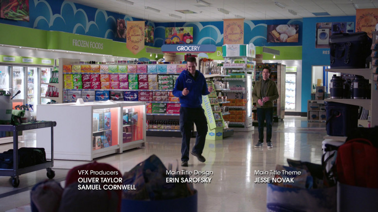 LaCroix, Shasta, Mtn Dew, Pepsi, Dr Pepper, A&W Root Beer in Superstore S06E07 The Trough (2021)