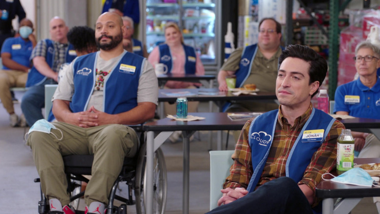 LaCroix Sparkling Water Enjoyed by Colton Dunn as Garrett McNeil LaCroix Sparkling Water Enjoyed by Colton Dunn as Garrett McNeil (1)