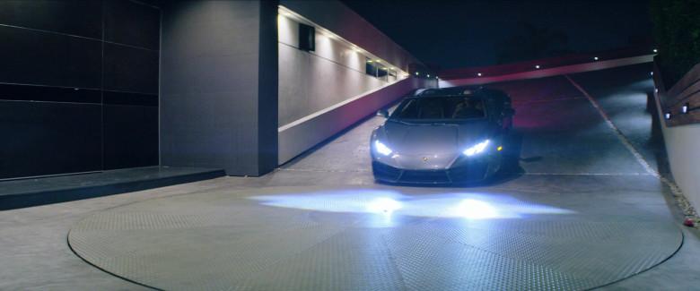 Lamborghini Huracan Convertible Sports Car of Michael Ealy as Derrick Tyler (3)
