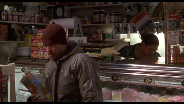 Lipton Soup Secrets and Campbell's in Ransom (1996)