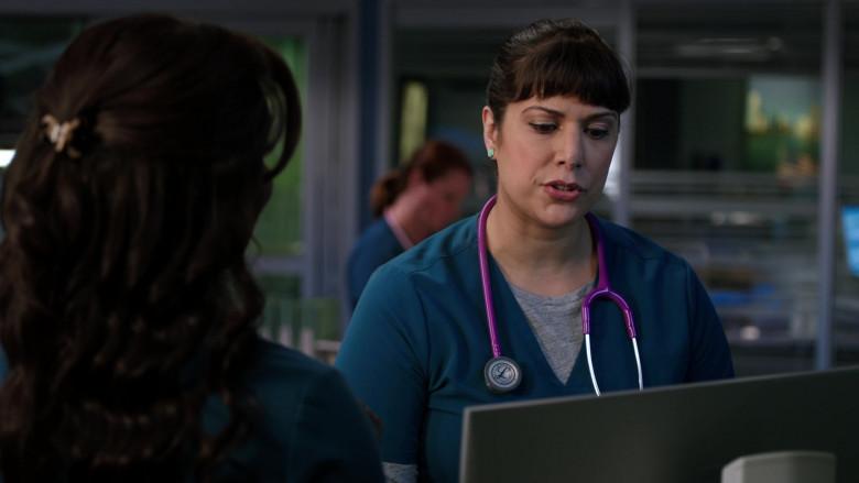 Littmann Stethoscope of Lorena Diaz as Nurse Doris in Chicago Med S06E04