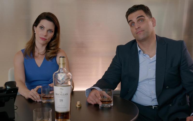 Macallan 18-year-old Whisky in Cobra Kai S03E03 (2)