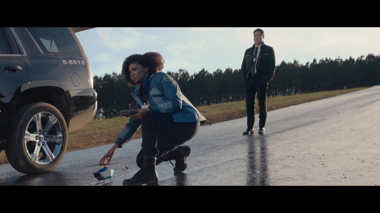 Magnum Boots of Teyonah Parris as Monica Rambeau in WandaVision S01E04 (2)