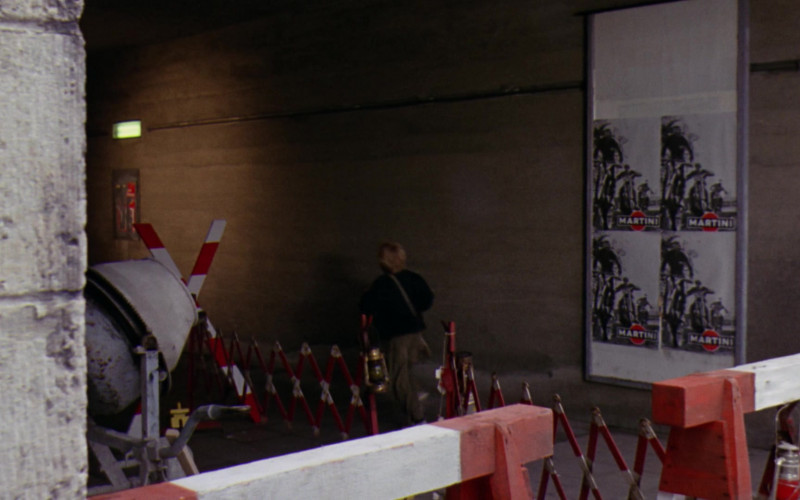 Martini Posters in Willy Wonka & the Chocolate Factory 1971 Movie (2)