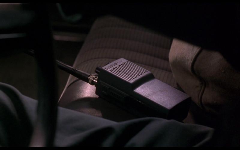 Maxon walkie talkie radio in Ransom (1996)