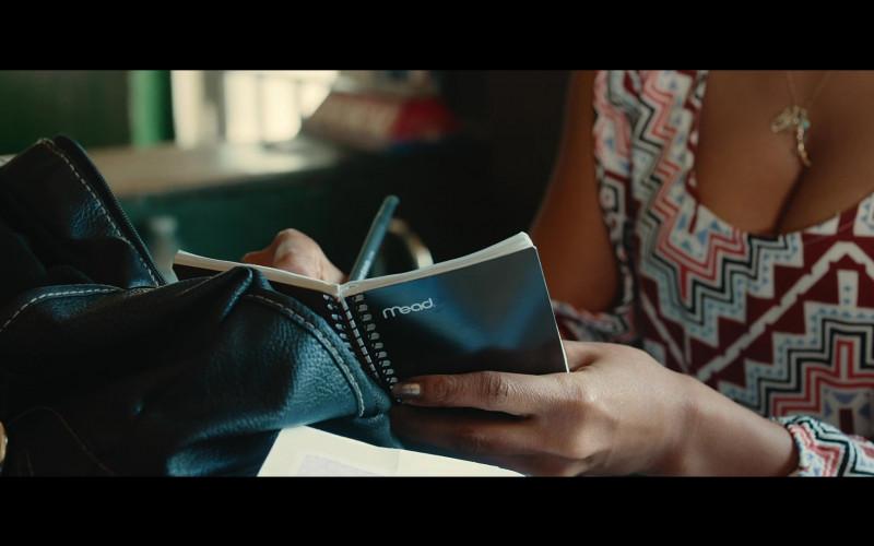 Mead Notebook of Nicole Beharie in Miss Juneteenth (2020)