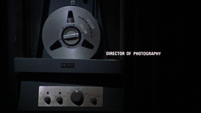 Memorex in Bullitt (1968)