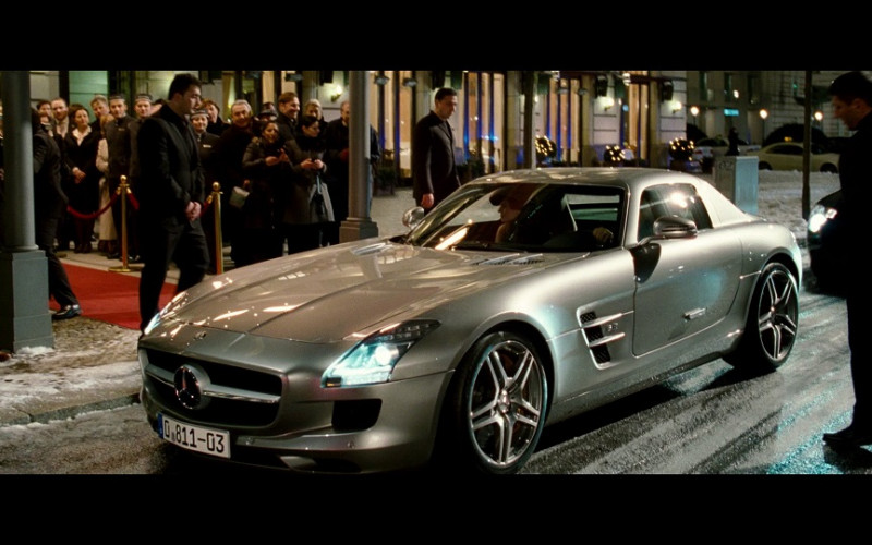 Mercedes-Benz SLS AMG in Unknown (2011)