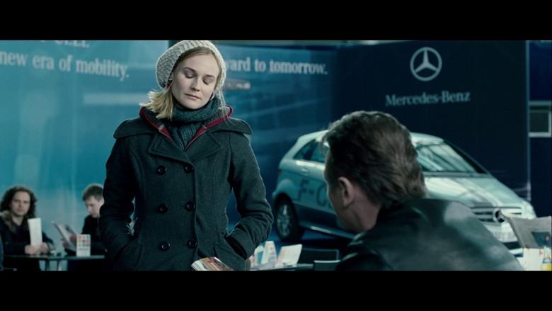 Mercedes-Benz in Unknown (2011)