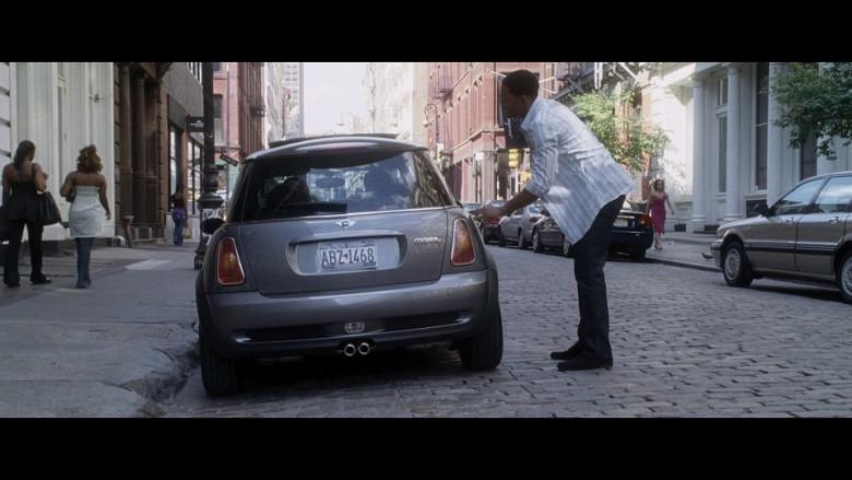 Mini Cooper S Car in Hitch (2005)