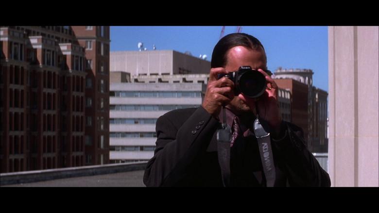 Minolta Camera in The Jackal (1997)