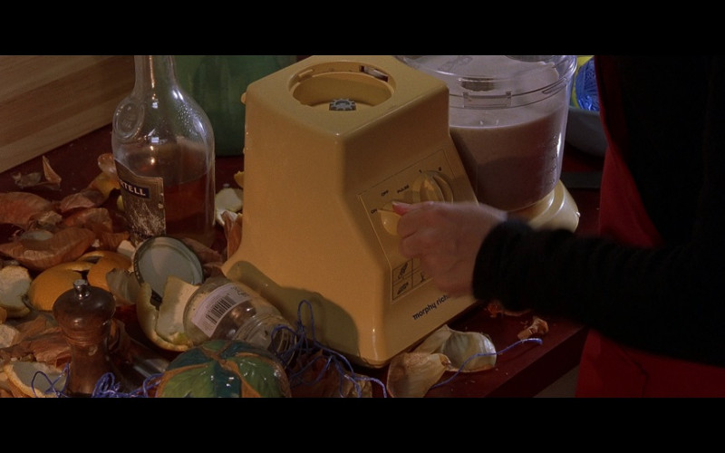 Morphy Richards Blender in Bridget Jones's Diary (2001)