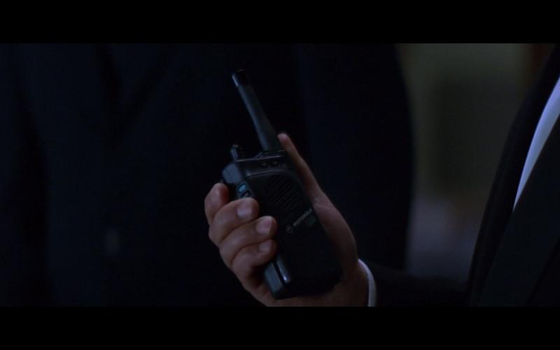 Motorola Radio in Entrapment (1999)