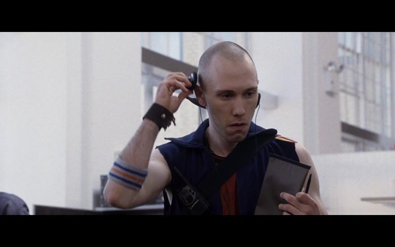 Motorola Radio of Jeffrey Donovan as Vance Munson in Hitch (2005)