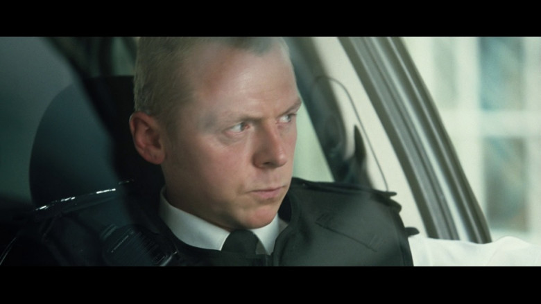 Motorola police radio in Hot Fuzz (2007)