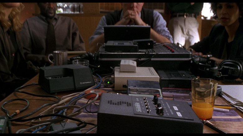 Motorola radio station in Ransom (1996)