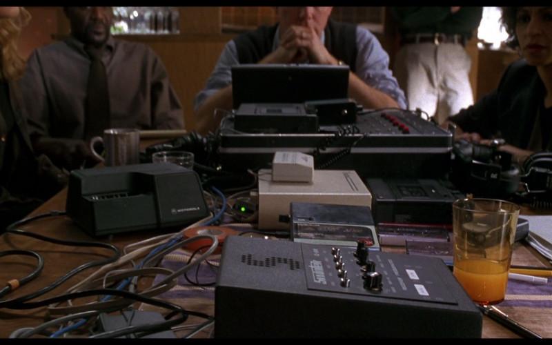 Motorola radio station in Ransom (1996)