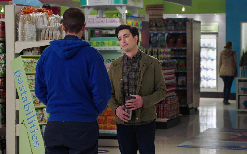 Mountain Dew and Pastabilities in Superstore S06E07 The Trough (2021)