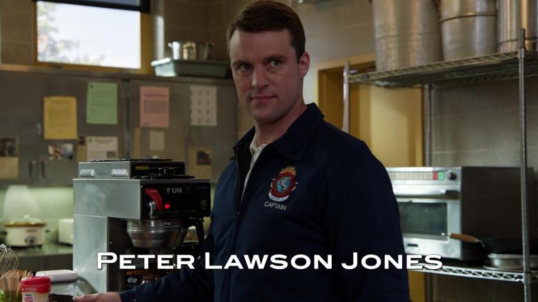 Nestle Coffee mate Coffee Creamer in Chicago Fire S09E04 (1)