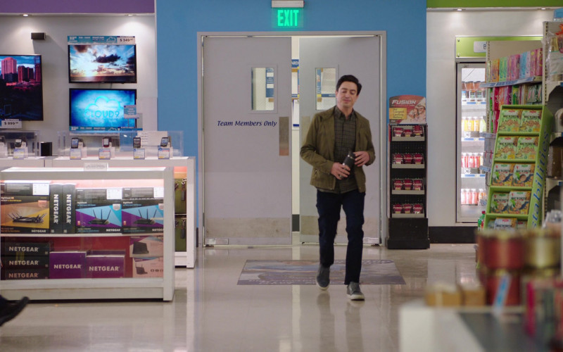 Netgear Routers and Rayovac Fusion Batteries in Superstore S06E07 The Trough (2021)