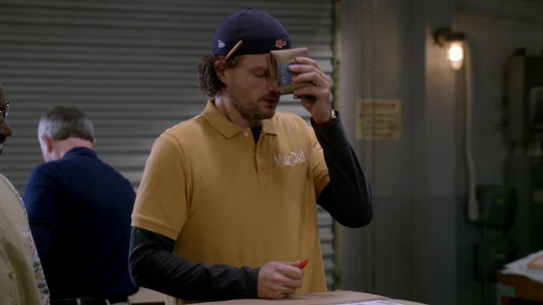 New Era Detroit Tigers Hat Worn by Matt Jones as Douglas Wheeler in Bob Hearts Abishola S02E06 (2)