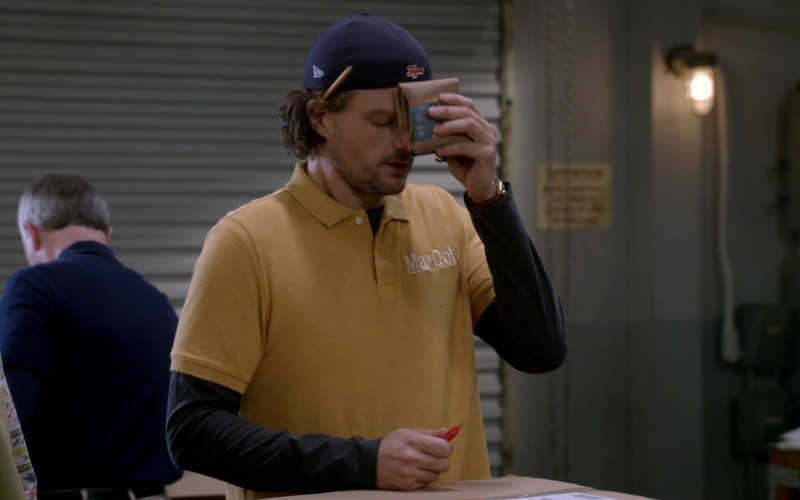 New Era Detroit Tigers Hat Worn by Matt Jones as Douglas Wheeler in Bob Hearts Abishola S02E06 (2)
