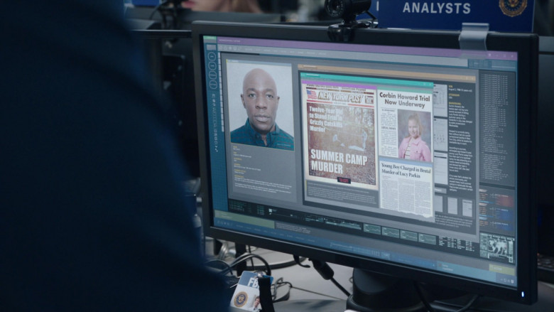New York Post Front Page in FBI S03E05 (1)