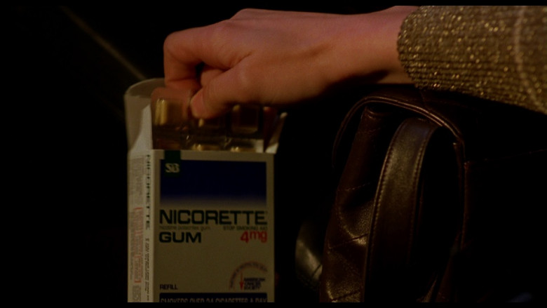 Nicorette Nicotine Gum in Out of Sight (1998)
