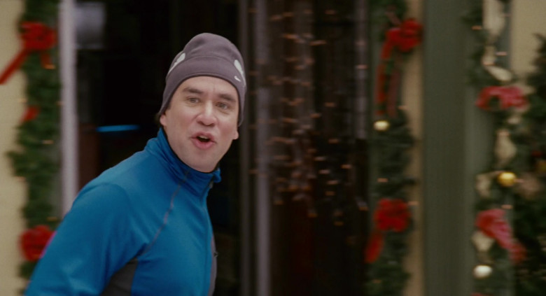 Nike Beanie Hat of Fred Armisen as Gustave in Deck the Halls (2)