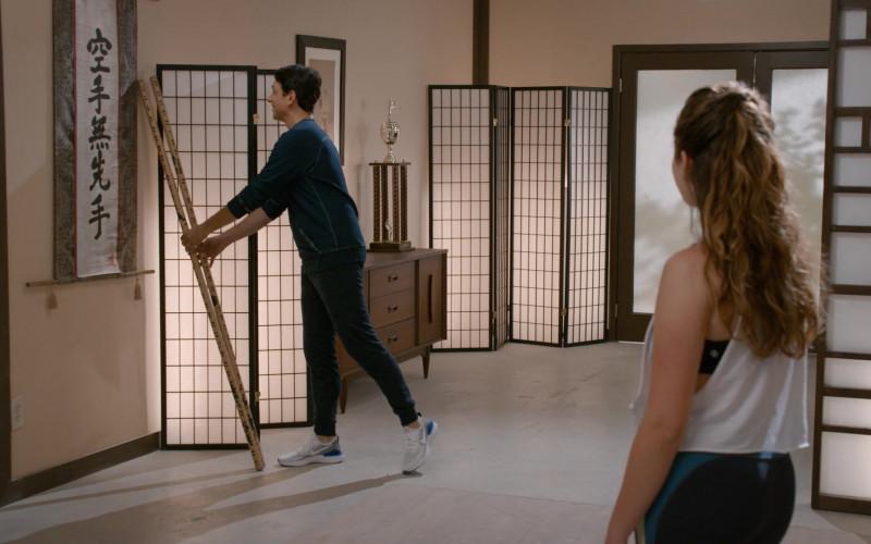 Nike Men's Sneakers of Ralph Macchio as Daniel LaRusso in Cobra Kai S03E07