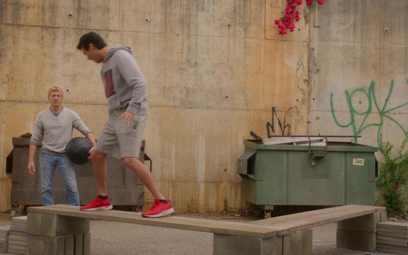Nike Men's Trainers Worn by Xolo Maridueña as Miguel Diaz in Cobra Kai S03E07 (1)