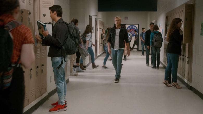Nike Men's Trainers Worn by Xolo Maridueña as Miguel Diaz in Cobra Kai S03E07 (2)
