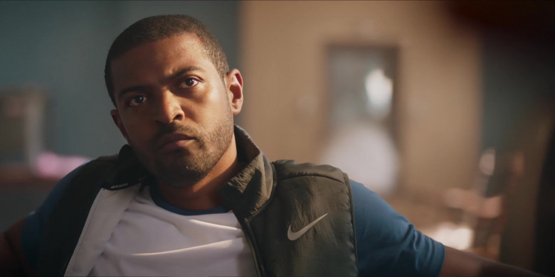 Nike Men's Vest of Noel Clarke as Aaron 'Bish' Bishop in Bulletproof S03E01 (2)