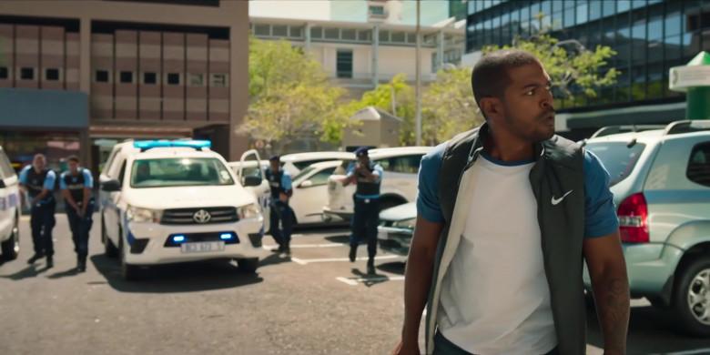 Nike Men's Vest of Noel Clarke as Aaron 'Bish' Bishop in Bulletproof S03E01 (3)