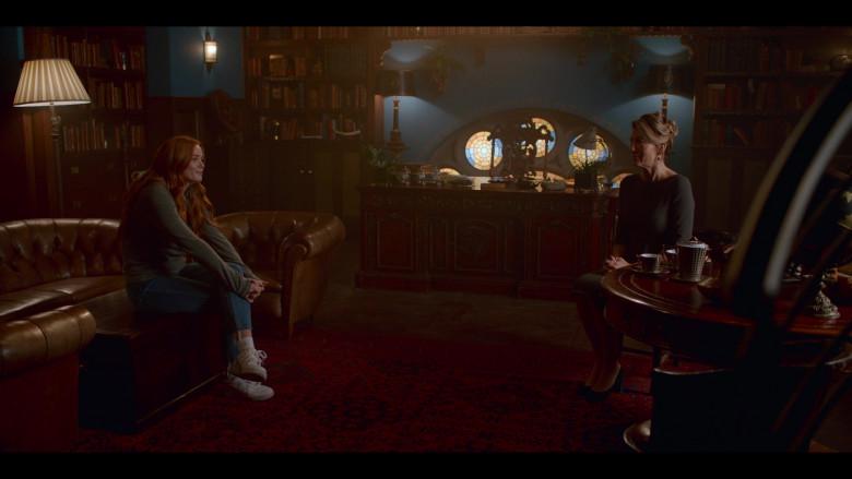 Nike Women's Sneakers of Abigail Cowen as Bloom in Fate The Winx Saga S01E06 A Fanatic Heart (2021)