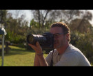 Nikon Camera of Andrew Lincoln as Cameron Bloom in Penguin B...