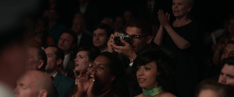 Nikon Camera of Kingsley Ben-Adir as Malcolm X in One Night in Miami Movie (1)