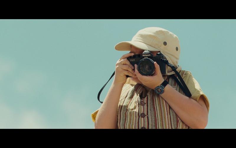 Nikon FM2 Camera in Hanna (2011)