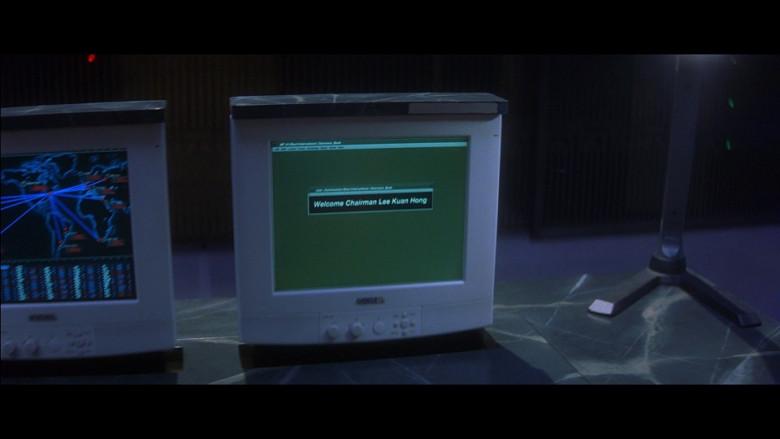 Nokia Monitors in Entrapment (1999)