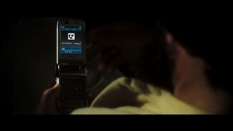 Nokia mobile phone in Eagle Eye (2008)