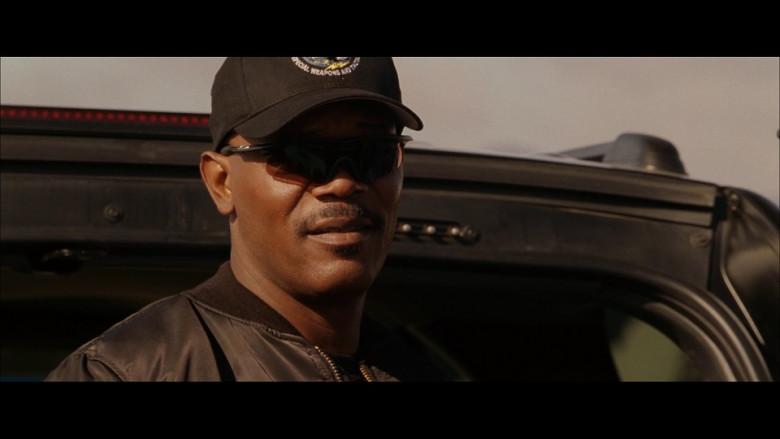 Oakley M Frame Sunglasses of Samuel L. Jackson as Sergeant II Daniel 'Hondo' Harrelson in S.W.A.T. (2003)