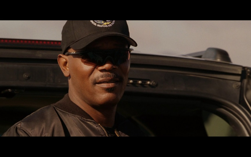 Oakley M Frame Sunglasses of Samuel L. Jackson as Sergeant II Daniel 'Hondo' Harrelson in S.W.A.T. (2003)