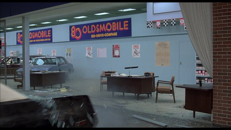 Oldsmobile in The Blues Brothers (1980)
