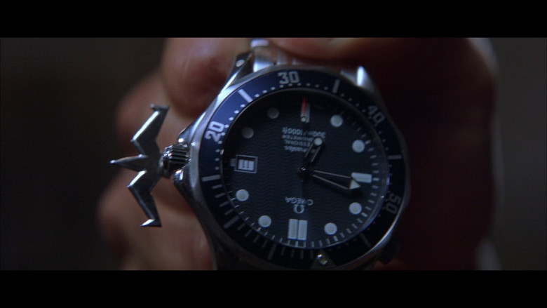 Omega Seamaster Professional 300m Men's Watch in The World Is Not Enough (1999)