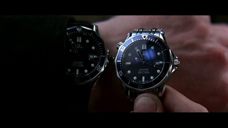 Omega Seamaster Professional 300m Men's Watches in GoldenEye (1995)